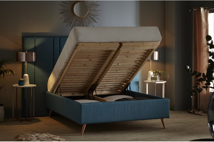 Aether Headboard and Storage Bed