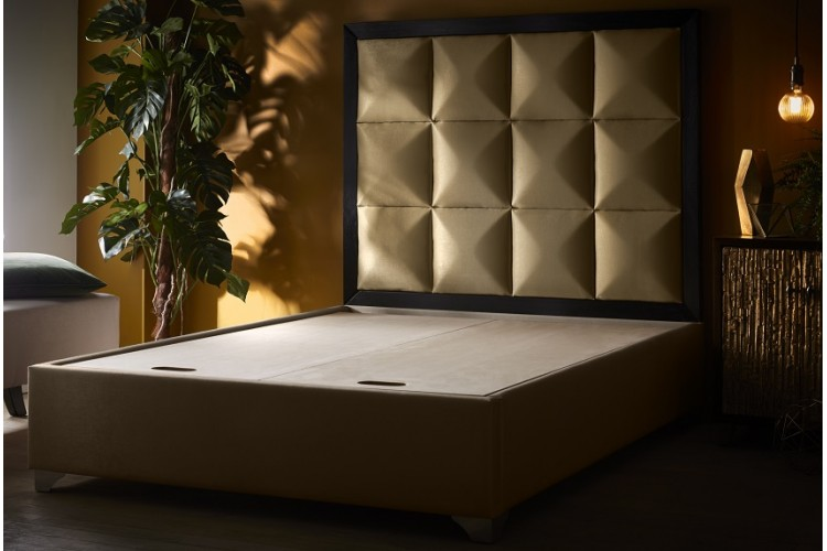 Capella Headboard and Storage Bed