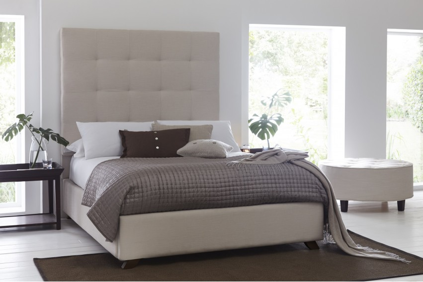 Orion Headboard and Storage Bed