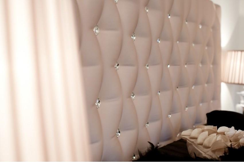 Eridani Headboard and Bed