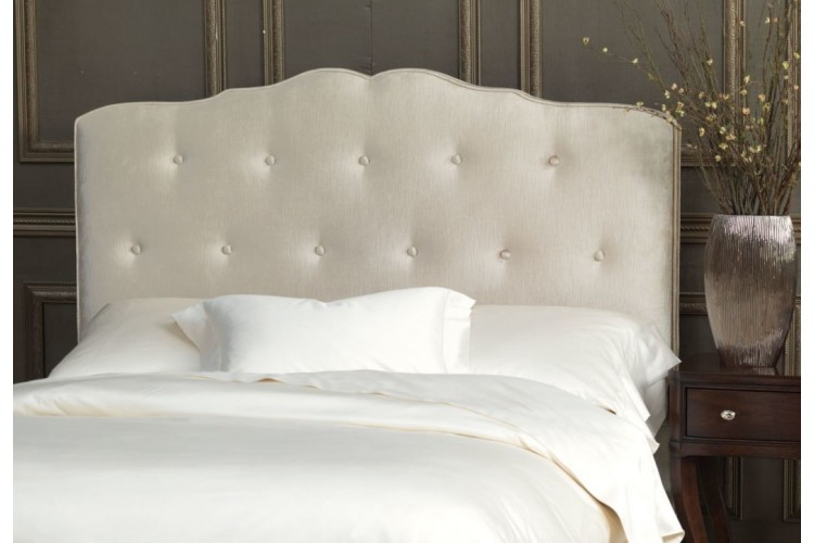 Peony Headboard and Storage Bed
