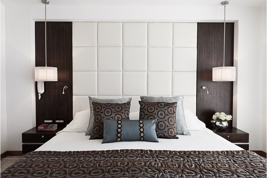 Inoa Headboard and Storage Bed