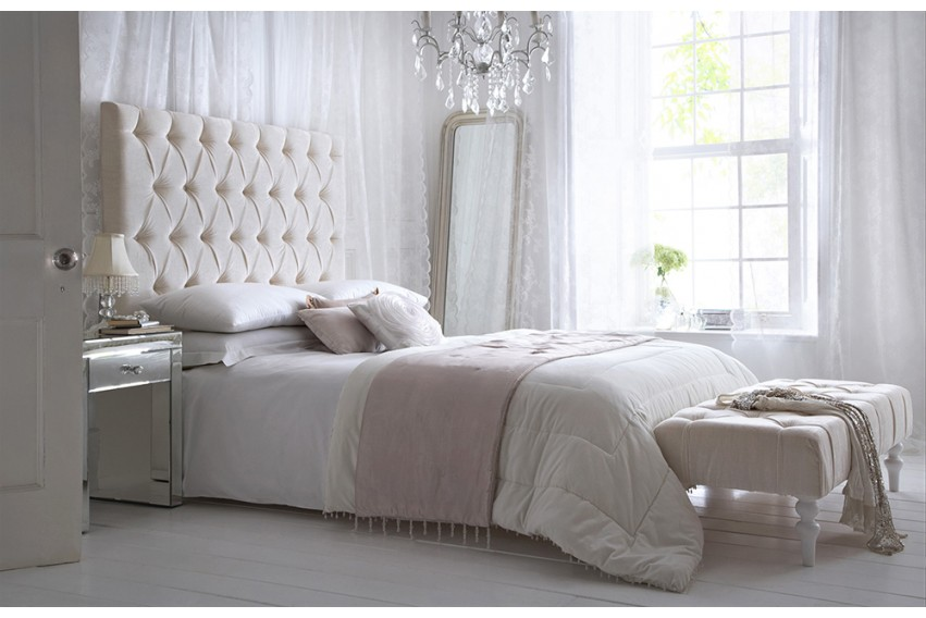 Eta Carinae Headboard and Bed