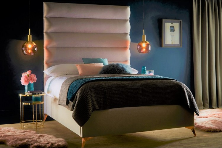Aquila Headboard and Bed