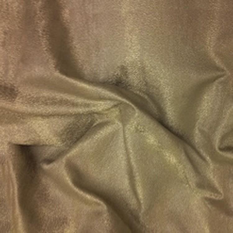 Silk Linen Bronze