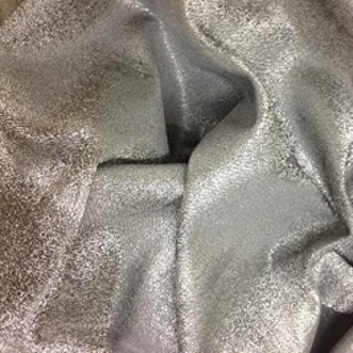 Silk Linen Silver