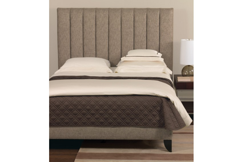 Delphinus Headboard and Storage Bed