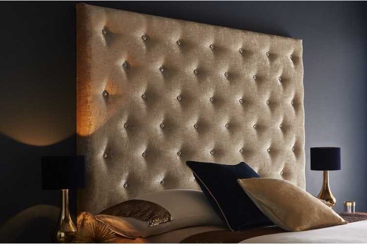 Eridani Headboard and Bed