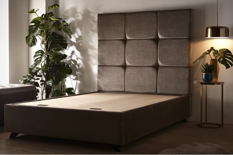 Ferox Headboard and Bed