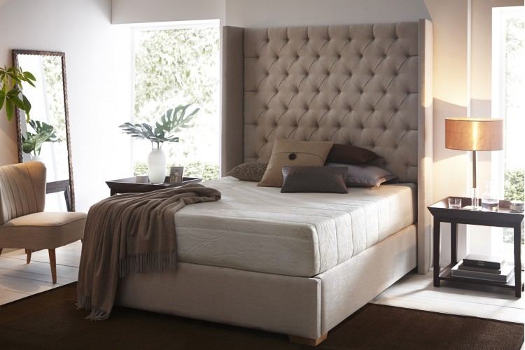 Cygnus Headboard and Bed
