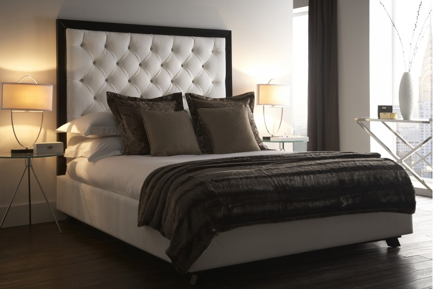 Nova Headboard and Storage Bed