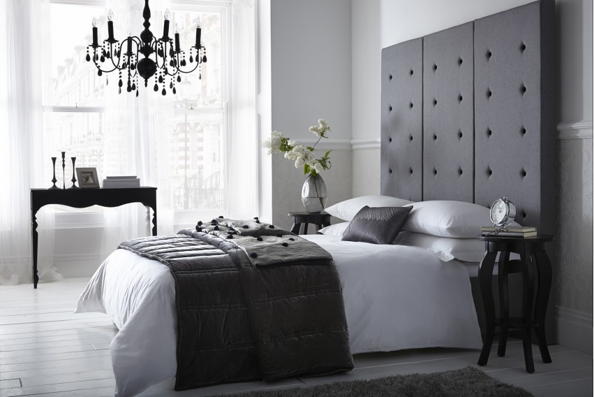 Cassiopeia Headboard and Storage Bed