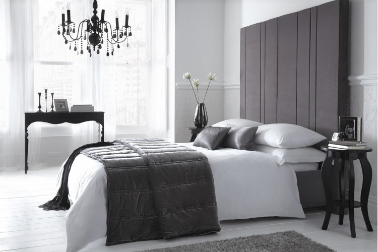 Meissa Headboard and Storage Bed