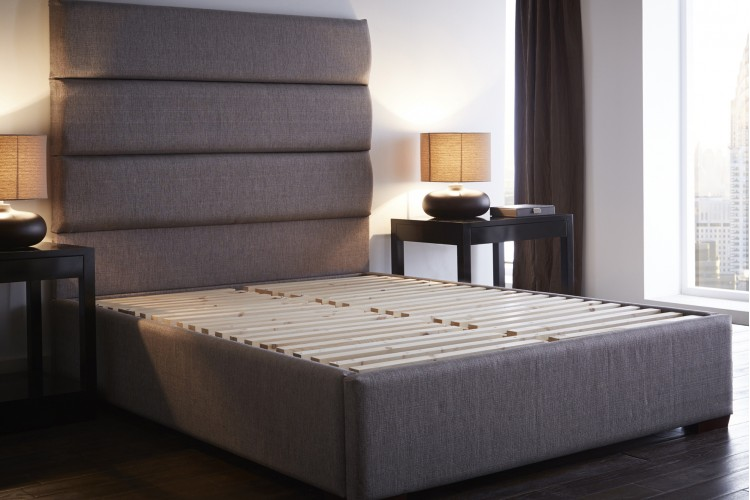 Adara Headboard and Storage Bed