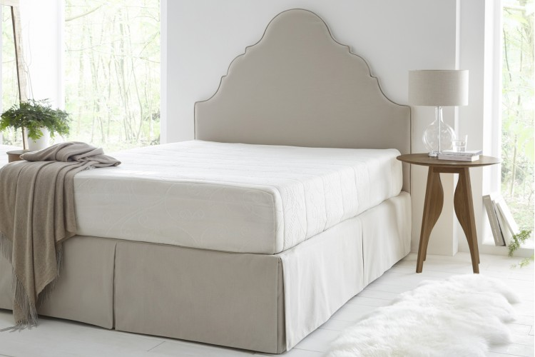 Estella Headboard and Bed