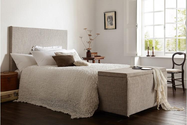 Ursa Headboard and Bed