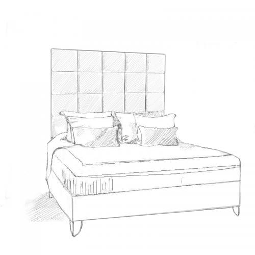 Inoa Headboard and Bed