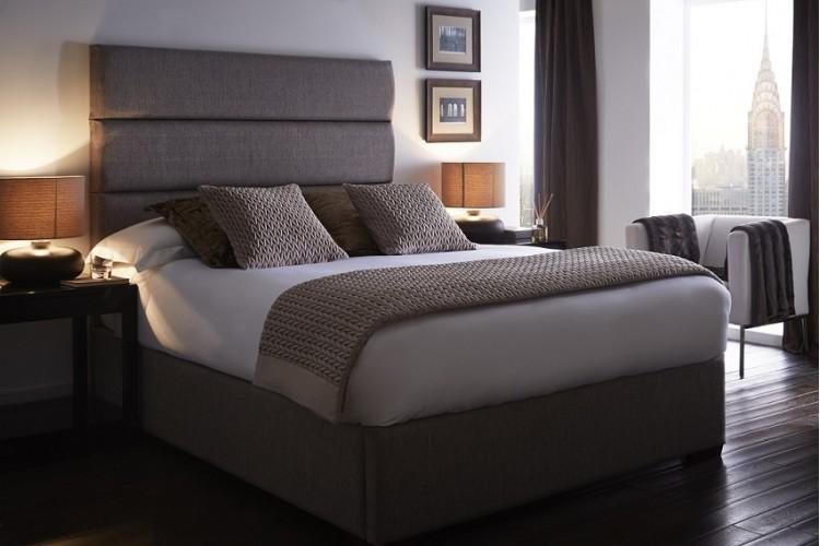 Adara Headboard and Bed