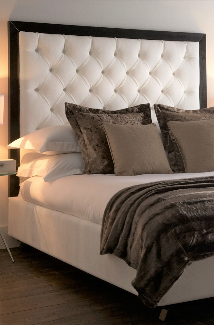 Nova Headboard and bed